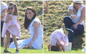 """Công chúa Charlotte tiếp tục """"lấn át"""" anh trai nhờ một loạt những khoảnh khắc đắt giá này"""