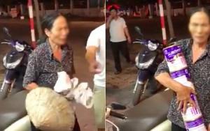 Sau khi bị phát giác ở Hà Nội, bà cụ có giấy chứng nhận tâm thần tiếp tục trộm cắp vặt ở Hải Dương