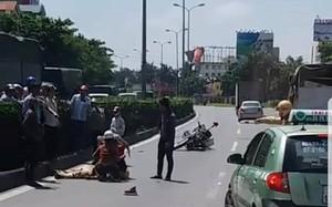 Hưng Yên: Một CSGT bị thương nặng trong vụ tai nạn giao thông