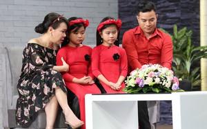 Việt Hương bật khóc trước ông bố đơn thân bán máu nuôi 2 con gái nhỏ
