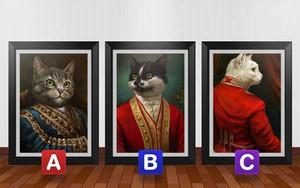 Chọn chú mèo gây ấn tượng với bạn nhất để khám phá phong cách lãnh đạo của mình