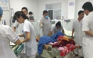 Nghệ An: Góa phụ bị chém nguy kịch ngay trên giường ngủ