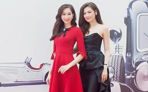 Hoa hậu Đặng Thu Thảo ngay lập tức làm hành động này khi biết tin Á hậu Tú Anh lên xe hoa