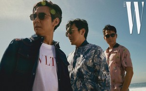 Trọn vẹn bộ ảnh của ba quý ông độc thân quyến rũ khiến Song Joong Ki hay Lee Min Ho cũng phải lép vế
