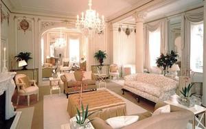 Choáng ngợp trước vẻ đẹp sang chảnh của những phòng khách mang phong cách Baroque