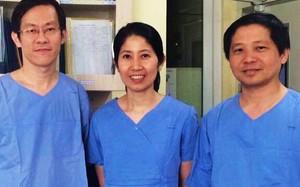 Nữ bác sĩ được thưởng gần 300 triệu đồng cho bài báo đăng về công trình nghiên cứu thụ tinh ống nghiệm gây tiếng vang thế giới