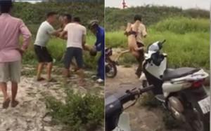 Hải Phòng: Bất lực cứu chữa 2 bé trai đuối nước dưới chân cầu Kiền