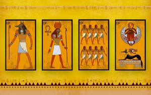 Chọn một lá bài Tarot Ai Cập để biết may mắn nào sẽ đến với mình trong tương lai