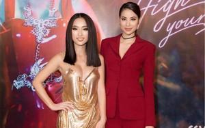 Hoa hậu Phạm Hương tái xuất lộng lẫy sau khi đóng facebook vì tin đồn xấu