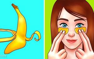 """5 tác dụng """"ngạc nhiên chưa"""" của vỏ chuối, từ trị sẹo đến chống lão hóa khiến chị em phải mắt tròn mắt dẹt"""