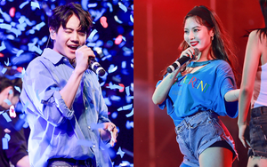 HyunA khoe vũ đạo cực kỳ nóng bỏng còn Highlight lại tặng fan Việt một loạt hit cũ thời còn là B2ST