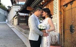 Lộ ảnh chụp trong trang phục cưới, MC Hoàng Linh được đồn đoán sắp lên xe hoa lần 2 sau tan vỡ