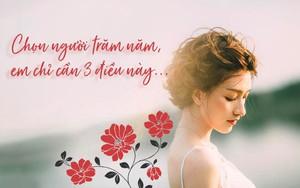 """Giữ vợ bằng """"mật ngọt"""" xưa rồi nhé - Ngày nay muốn chiếm trọn trái tim nàng, chàng cần phải làm được ba điều sau"""
