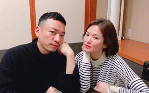 Bận rộn hẹn hò với chồng, Song Hye Kyo vẫn tranh thủ khoe ảnh cùng bạn thân