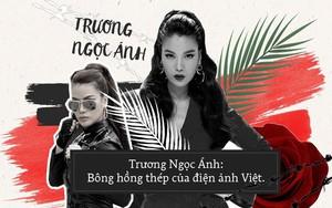 """Nhìn lại 25 năm chặng đường sự nghiệp của Trương Ngọc Ánh: Từ người mẫu đóng phim tới """"bà trùm"""" điện ảnh Việt"""