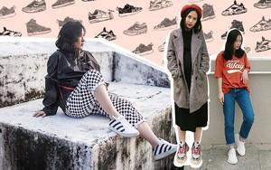 Trần Ngọc Hạnh Nhân: cô nàng 32 tuổi mê sneakers, đang mang bầu tháng cuối nhưng vẫn mặc chất không kém nhiều 9x 10x