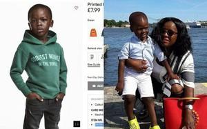 Thấy con trai bị H&M cho mặc áo in slogan phản cảm, mẹ cậu bé da màu chỉ có phản ứng bình thản hết sức