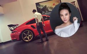 """Đàm Thu Trang tiếp tục khẳng định """"quyền sở hữu"""" với đại gia phố núi Cường Đô La"""