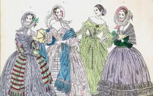 Không thể ngờ vào đầu thế kỉ 19, người ta chết rất nhiều chỉ vì… mặc quần áo và đội mũ