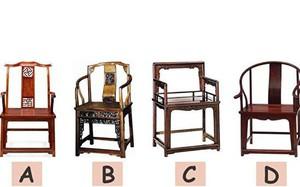 Chọn một chiếc ghế để xem mức độ mệt mỏi trong cuộc sống của bạn