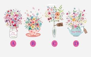 Bình hoa bạn thấy đẹp nhất sẽ tiết lộ bạn hấp dẫn người khác như thế nào