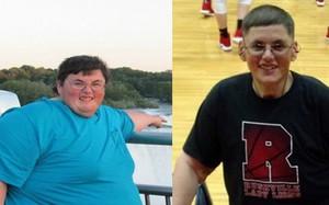 Bác sĩ nói nếu không giảm cân thì chỉ còn sống được 3 tháng, người đàn ông hạ quyết tâm giảm liền hơn 220kg