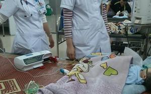 Bé gái 8 tháng tuổi bị bệnh viện dùng sai đường thuốc ở Đông Anh đã tử vong