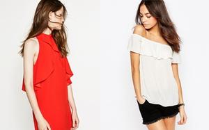 Chọn thiết kế cổ áo giúp khắc phục nhược điểm thân trên, hiệu quả 100% đấy nhé!