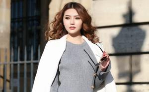 Hoa hậu Ngọc Duyên diện loạt hàng hiệu, yêu kiều thả dáng giữa Paris