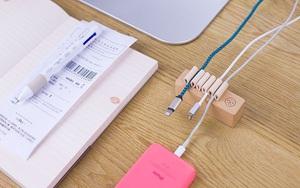 Những phụ kiện giúp bàn làm việc ngăn nắp khiến chị em văn phòng thích mê