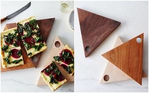 Đây chính là 12 mẫu thớt khiến công việc bếp núc của bạn trở nên thú vị hơn
