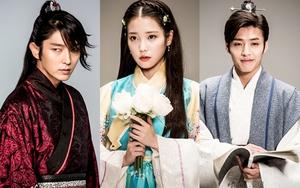 Nữ chính IU sẽ phải lòng ai trong dàn hoàng tử đẹp hơn hoa này?