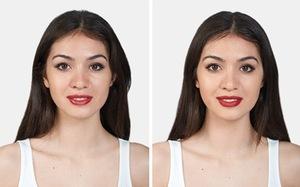 Nếu không nói ra, liệu bạn có phân biệt được cô gái này đang dùng mỹ phẩm đắt tiền hay rẻ tiền?