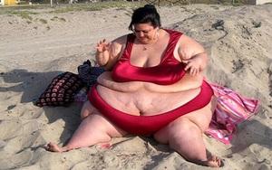"""Người phụ nữ nặng hơn 300kg giảm 120kg nhờ chăm chỉ làm """"chuyện ấy"""""""