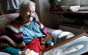Đây là cụ bà cuối cùng được sinh ra vào thế kỷ 19 vẫn sống đến hôm nay