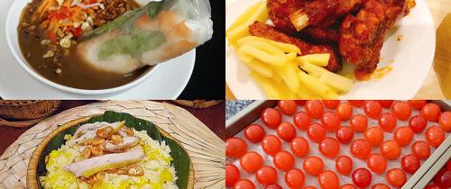 """Điểm danh các món ăn """"khuấy đảo"""" cộng đồng mạng tuần qua"""