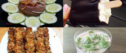 """Top những món ăn làm """"đảo điên"""" cộng đồng mạng tuần qua"""