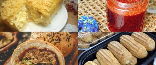 """Điểm danh món ăn được cộng đồng mạng chia sẻ """"rầm rộ"""" tuần qua"""