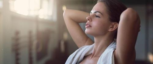 Bật mí bí quyết có dáng chuẩn đẹp chỉ với một chiếc khăn mặt hay khăn tắm mà chắc chắn chị em nào cũng thích