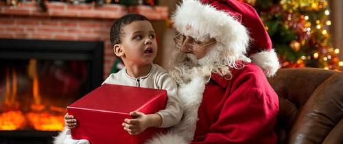 """Nên nói dối hay """"phanh phui"""" sự thật về ông già Noel? Đây sẽ là lựa chọn khôn ngoan nhất"""