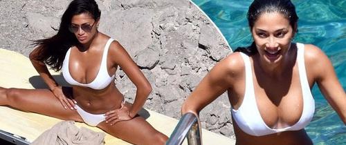 5 bí quyết ăn kiêng và tập luyện để có thân hình chuẩn của mỹ nhân Nicole Scherzinger