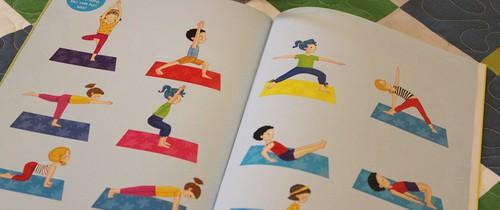 12 động tác yoga giúp trẻ tăng khả năng tập trung, điều cực kì cần thiết khi vào lớp 1