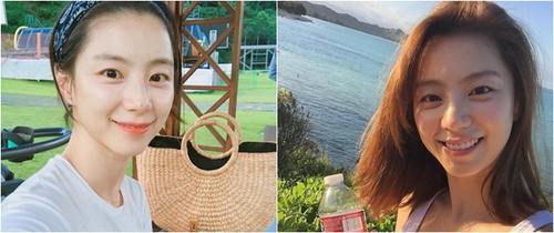 Vợ tài tử Bae Yong Joon tiết lộ bí quyết đẹp rạng ngời sau khi sinh