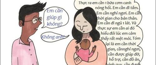 Những hình ảnh cho thấy trầm cảm sau sinh khiến người mẹ có suy nghĩ đáng sợ đến thế nào