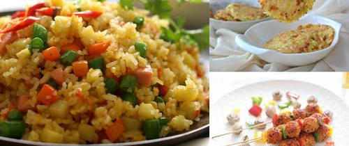 Cơm nguội thừa đừng vội bỏ đi mà có thể làm nhiều món ngon thế này!