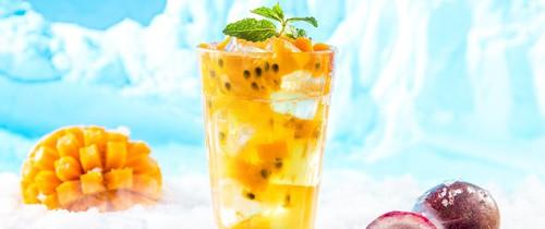 Giải tỏa cơn khát ngày hè với trà chanh dây thơm ngon chưa từng thấy