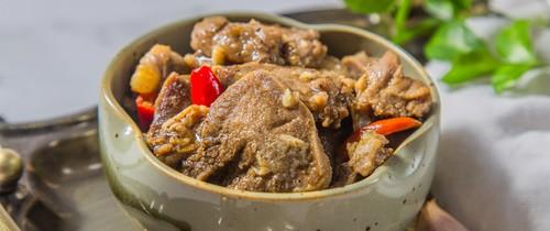 Món ngon cuối tuần: Lưỡi heo khìa nước dừa
