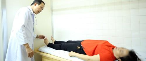 Hi vọng mới cho bệnh nhân bị loét chân do đái tháo đường tránh phải cắt cụt chi
