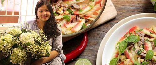 """Food blogger nangwthu - Thu Phương: """"Được là chính mình mỗi khi vào bếp"""""""
