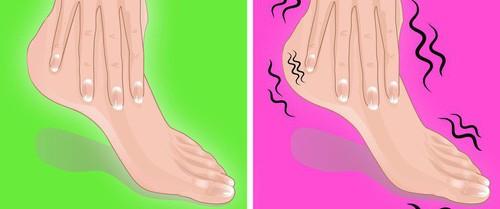 Hãy nhìn xuống đôi chân mình và xem nó đang cảnh báo bạn những vấn đề gì về sức khỏe